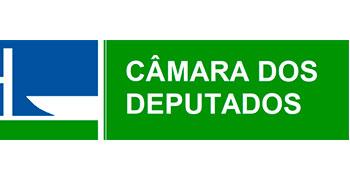 Logotipo Câmara dos Deputados
