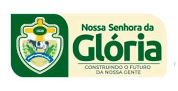 Logotipo Prefeitura de Nossa Senhora da Glória